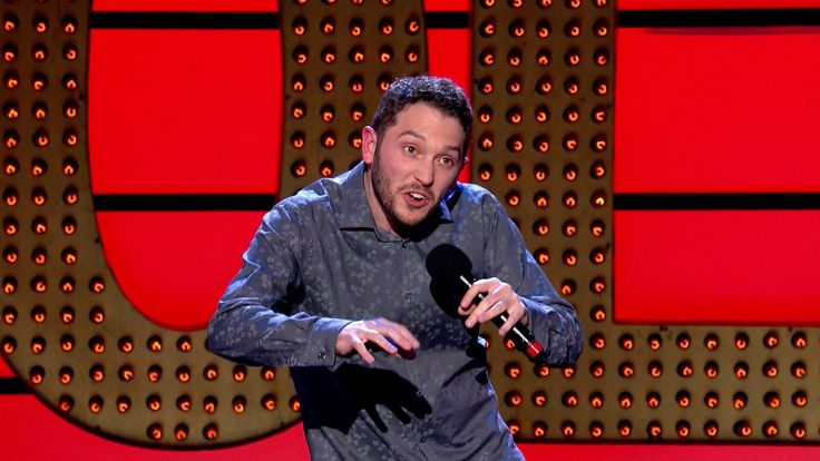 Jon Richardson discusses drunk Londoners - Live at the Apollo: Series 10 Episode 4 preview - BBC One