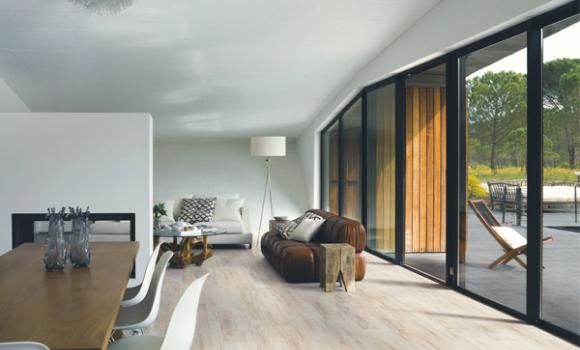 Light Timber Look Porcelain Tile