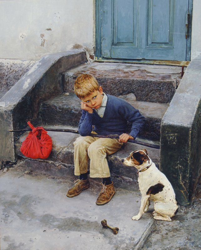 kurt ard, Copenhagen 1925, Danish illustrator and painter. He become internationally famous for his narrative cower artwork for popular magazines of the 1950s - 1970s.