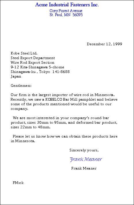 semi block business letter format pictures pin pinterest