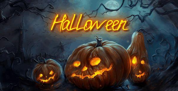 Create online animation neon inscription online #Happy Halloween #Halloween #cooltext #en.gfto.ru #animation #animated logo #animated gif #animated #gif text #gif #animated text #text effects #effect #neon #neon effect #inscription #text  #neon text