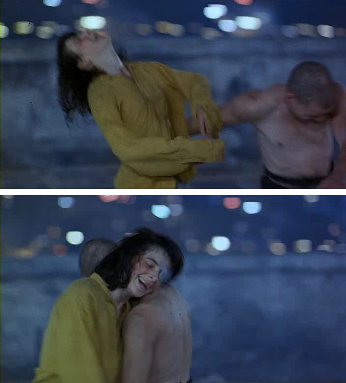 mfjr: He chooses you, you cannot choose Him Les amants du Pont-neuf   Leos Carax   1991