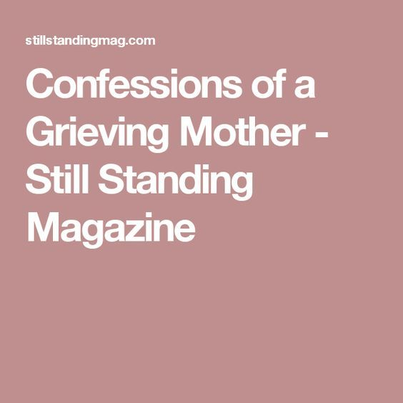 how to support a grieving mother