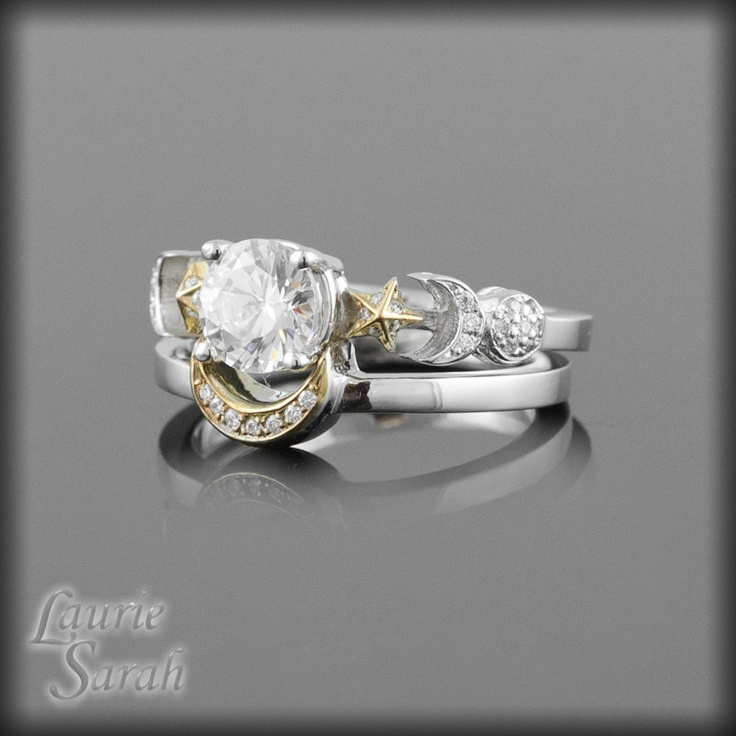 82 best Wedding Rings images on Pinterest Rings Wedding bands and