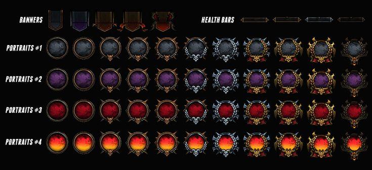 Diablo 3 portraits