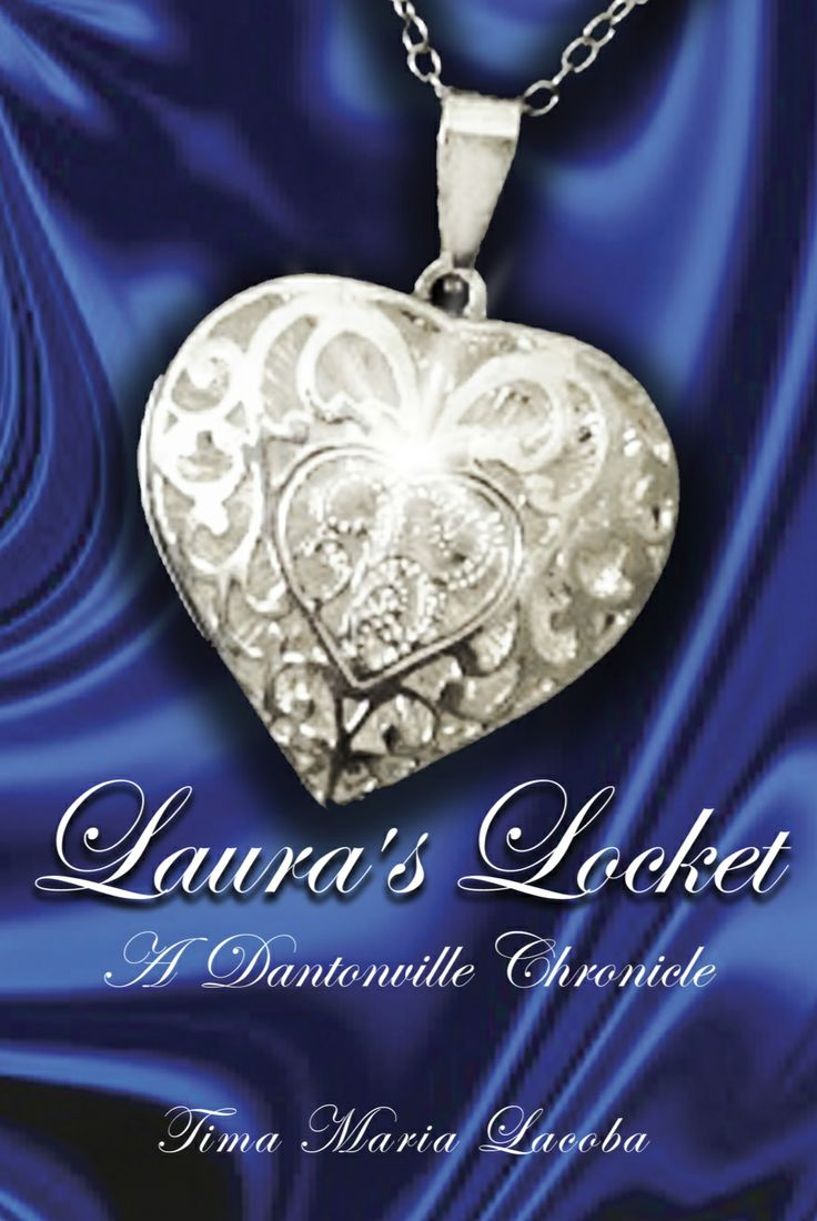 The silver locket Laura receives from an unusual young man she meets while holidaying in Italy.