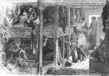 Interior Convict Ship 1