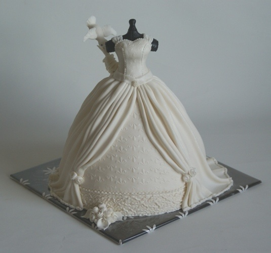 the wedding dress, ideal for a hen night or bride party: Dresses Cakes, Princesses Party, Cakes Decoration, Bridal Party, Bride Party, Hens Night Cakes, Bridal Cakes, Birthday Cakes, Bridal Showers