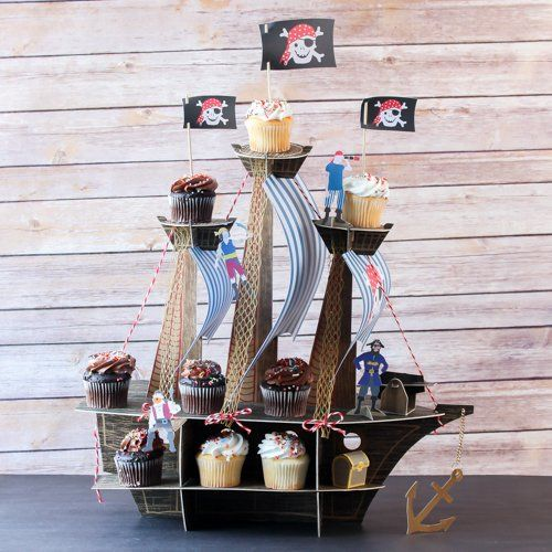 Pirate Party Centerpiece by Beau-coup