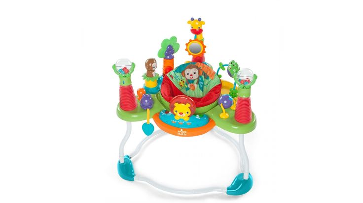 Bright Starts Having A Ball Explore and Roar Activity Jumper