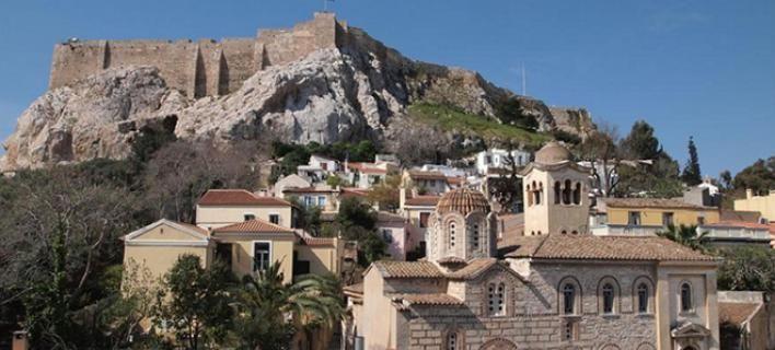 Ξενάγηση στις υπέροχες βυζαντινές εκκλησίες στο κέντρο της Αθήνας [εικόνες]