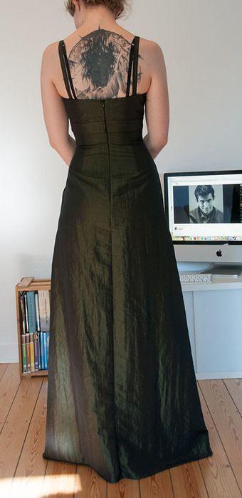 Abendkleid von Goldregen - kleiderkreisel.de | Kleider ...