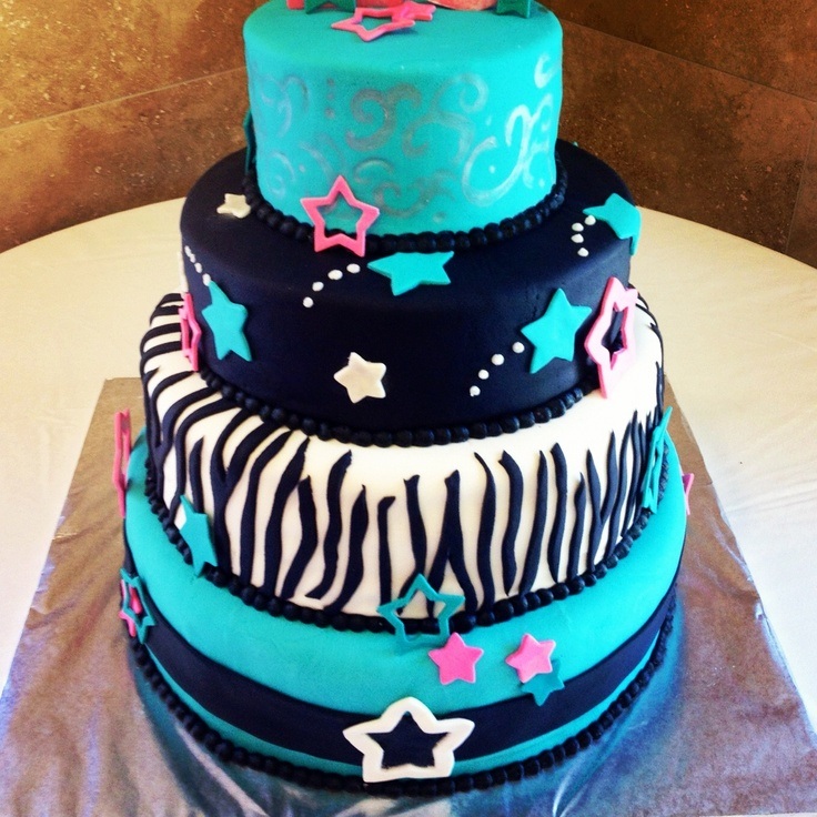 Cake Ideas For Quinceaneras : 24 best images about Quinceanera cakes on Pinterest ...