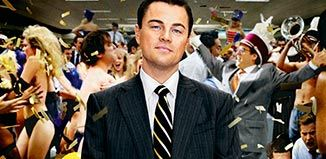 The Wolf of Wall Street - Recension.