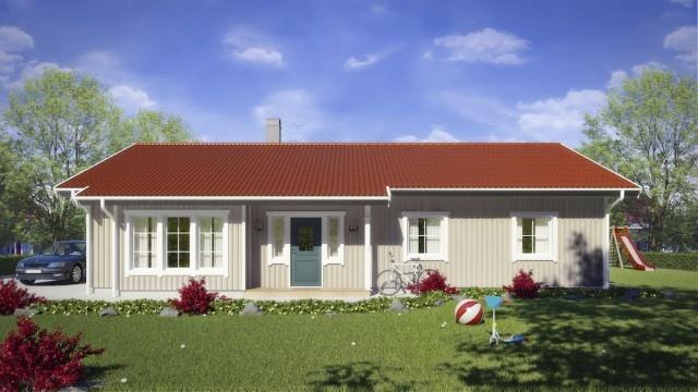 Vårgårdahus - Villa Ängatorp