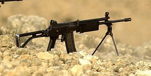 IMI Galil-made in Israel
