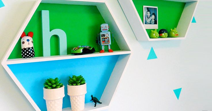 Get your glue guns locked and loaded as we round-up our latest favourite Kmart hacks hacks to brighten up your kid's special spaces.