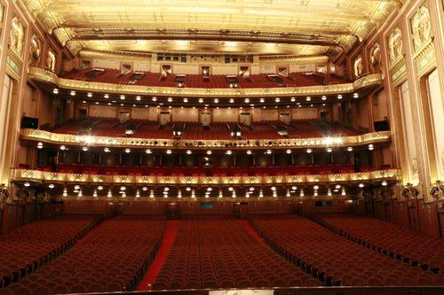 The Ardis Krainik Theatre of The Lyric Opera of Chicago