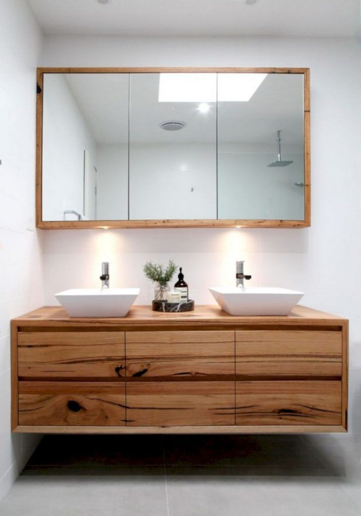 45 Top Bathroom Vanity Ideas Home Bathroom Pinterest