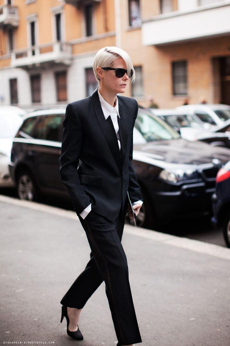 """Kate Lanphear - fashion director """"Elle"""""""