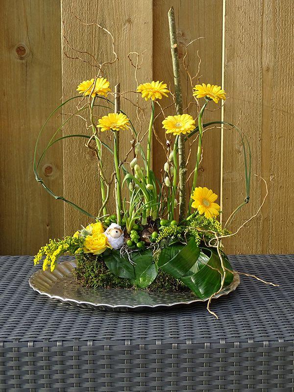 Voorjaarscreatie - lente - pasen - styling - win-en-like actie