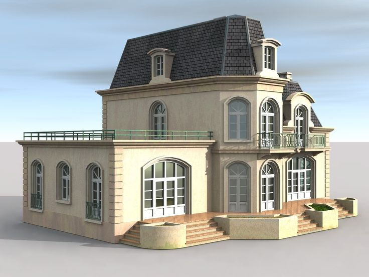 Project victorian house