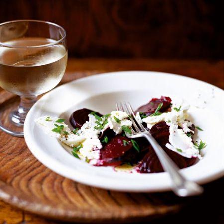 Best vegetarian starter recipes | Vegetarian recipes - Red Online