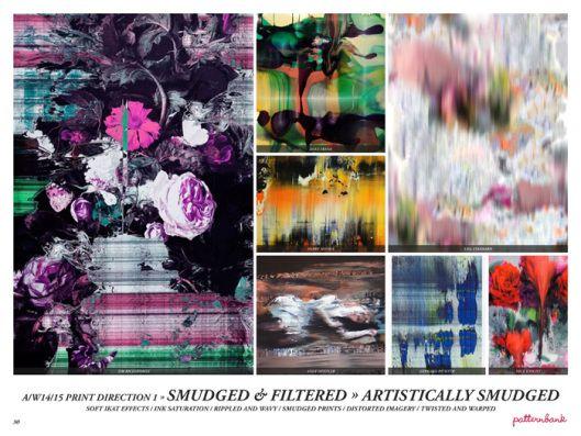2014 garden trends floral fabrics - Garden Design Trends 2014