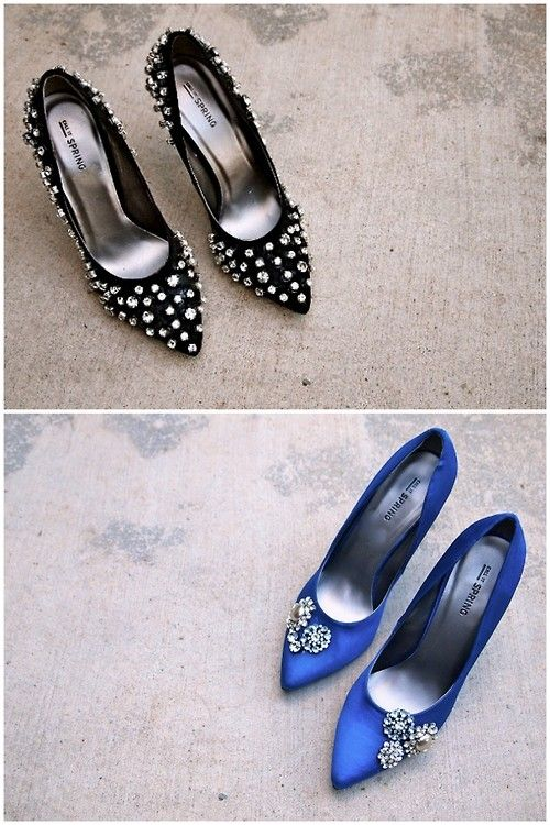 9 best images about Shoes on Pinterest | Studded heels ...