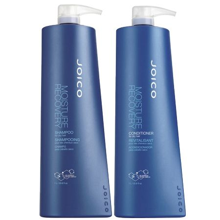 joico moisture recovery shampoo and conditioner duo 33 oz FREE SHIPPING