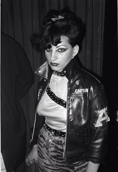 Punk Girl at The Vortex Club, 1977. https://www.facebook.com/coversandloversVinyl / Music / Punk / Post Punk / New Wave / Nu Wave / Industrial / Noise / EBM / Goth Rock / Electronic / Cold Wave / Synth pop / Electro Dark / Alternative / Shoegaze / Dream pop / Techno pop / Dark Wave ( Death Rock / Gothic / Minimal Wave .