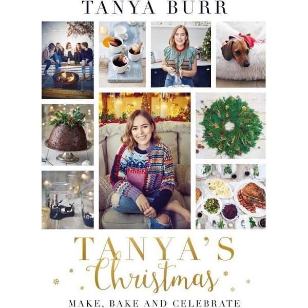 Tesco Tanyas Christmas: Make, Bake And Celebrate By Tanya Burr