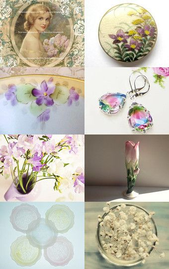 Springtime Wedding Flowers In Season 2016 by Marilyn on Etsy--Pinned with TreasuryPin.com