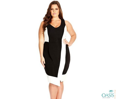 Get ready with the stunning sexy party dresses in wholesale from Oasis Plus Size, the top manufacturer of plus size clothing.