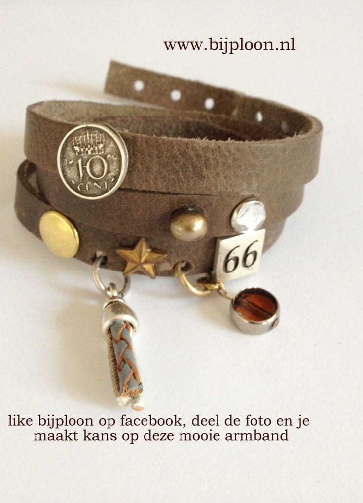 stoere armbanden van my66