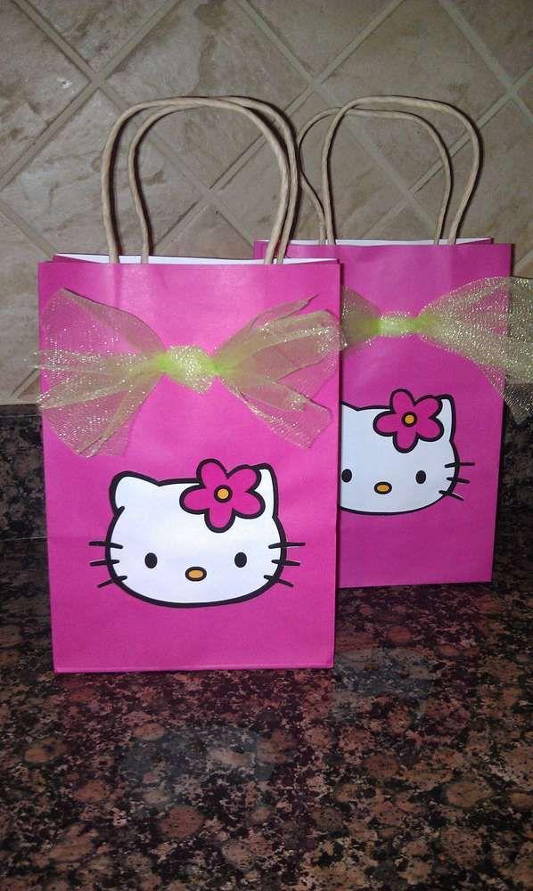 Hello Kitty Birthday Party Ideas   Photo 8 of 46   Catch My Party