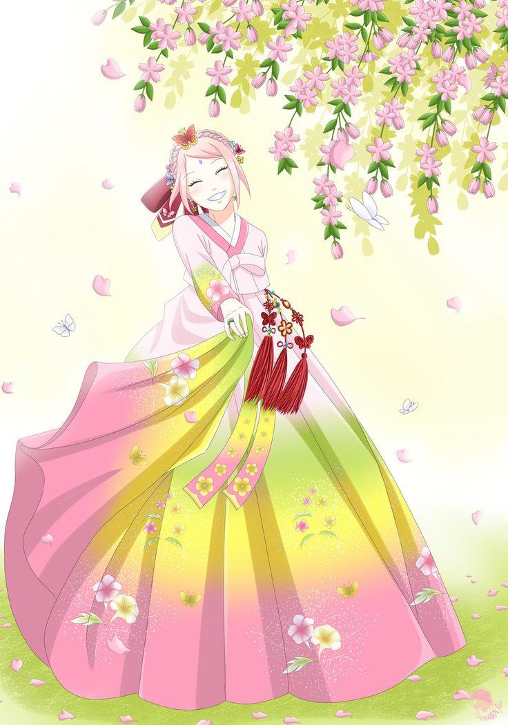 75 best Sakura Haruno images on Pinterest | Naruto, Female ...