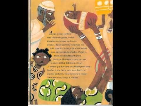 Resolvi contar essa historinha infantil de Sylviane A. Diouf, que antes estava disponível apenas em PDF, transformando-a em um vídeo educativo que poderá ser...