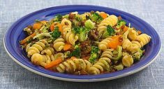 Fusilli con broccoletti - Tutte le ricette dalla A alla Z - Cucina Naturale - Ricette, Menu, Diete