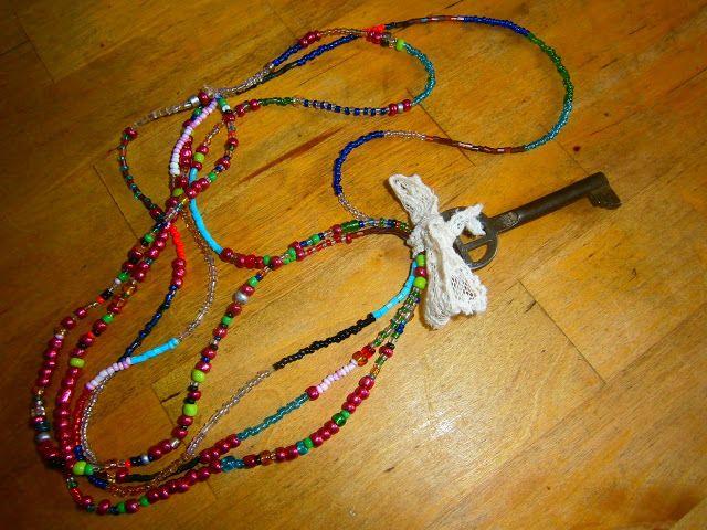 My key necklace