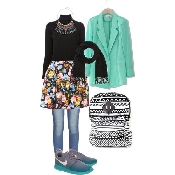 """Nada's auntum look"" by linklinkmblink on Polyvore"