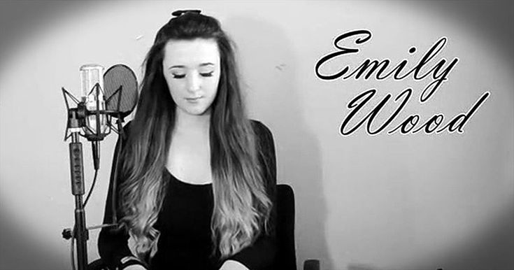 18-Year-Old Emily Wood Sings Powerful Christian Song 'Here' By Kari Jobe - Music Videos