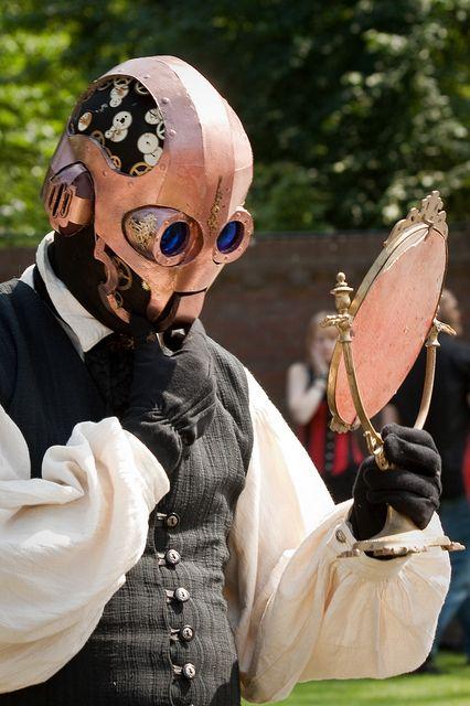 Steampunk - awesome mask