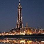 Such beautiful lights! Blackpool