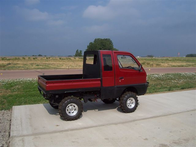 17 best images about mini truck on pinterest 4x4 off road mini trucks and military. Black Bedroom Furniture Sets. Home Design Ideas