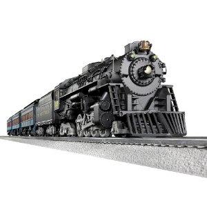 "Polar Express Train Set - O Gage (the ""good"" one).. with smoking engine.. sooooo fun."