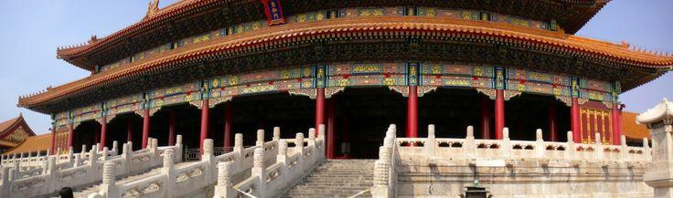 The Forbidden Palace, Beijing, China