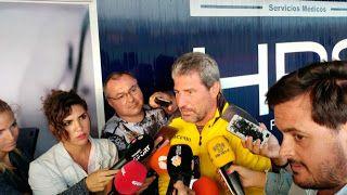 """TIEMPO DE DEPORTE: Manolo Márquez: """"Jonathan Viera es el emblema del ..."""