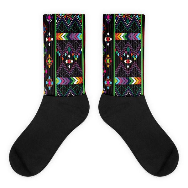 Aztec Socks