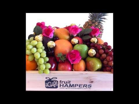 Christmas Fruit Gift Hampers & Fruit Baskets by igiftFRUITHAMPERS - YouTube  #christmashampers #christmas #hampers #christmasgifts #christmasfruithampersaustralia #fruitgifts